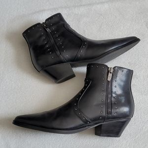 Marc Fisher Wanda Ankle Boots